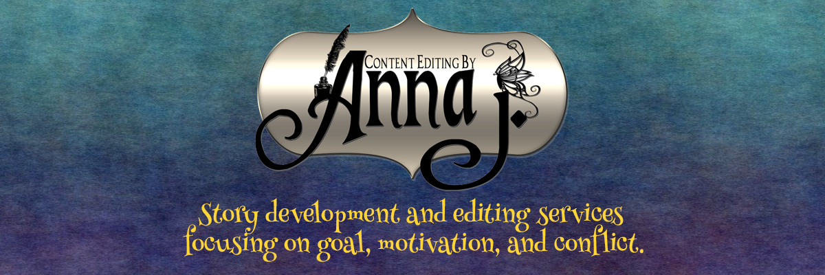 Content Editing by Anna J