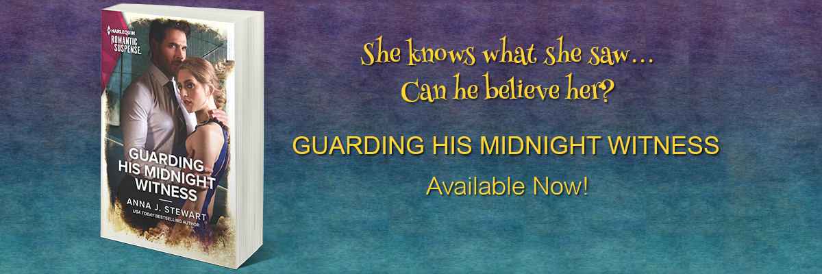 GUARDING HIS MIDNIGHT WITNESS banner-on sale